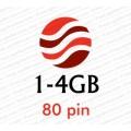 1-4GB