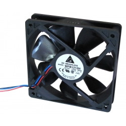 12VDC 120MM COOLING FAN, DELTA WFB1212H