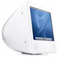 "17"" Beyaz eMac G4/700/512ram/40Gb Hdd Apple Bilgisayar"