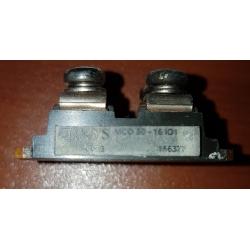 MCO50-16IO1 THYRISTOR MODULE 57A 1600V IXYS