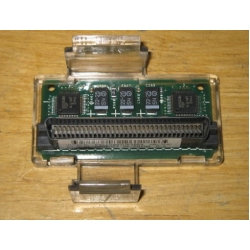 Hewlett-packard 68-pin SCSI terminator assembly - 289563-001