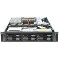 370596-421 - HP ProLiant DL380 G4 X3.2GHz/800 1MB 1GB Rack Server