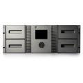 HP AJ037A MSL4048 2 x LTO-4 Ultrium 1840 SCSI Tape Library