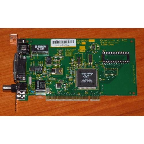 3Com EtherLink 10/100 PCI NIC (3C905-TX) Driver