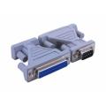 9 Pin Erkek - 25 Pin Dişi Mouse Adaptör