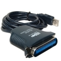 USB to Parallel Printer Cable a-usb2prt