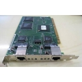 Adaptec ANA-62022 64-BIT Dual Port PCI 10/100 NetworkCard