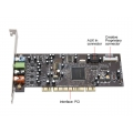 Creative Labs Audigy SE SB0570 7.1 Audio PCI Sound Card