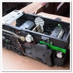 Wincor CMD-V4 Clamping Transport