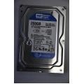 Western Digital, 250GB, IDE Disk, WD2500AAJB-00J3A0