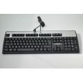 HP Compaq Keyboard SK-2885 Siyah Usb Q Klavye