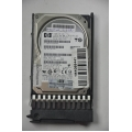 "Fujitsu MBD2147RC 147GB 10000 RPM 16MB Cache SAS 6Gb/s 2.5"" Enterprise Hard Drive Bare Drive"