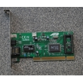 10/100 PCI Fast Ethernet Adapter w/RTL8139C RealTek Chipset