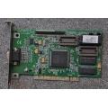 ATI 109-34000-10 VGA MACH64 VT PCI video card DB