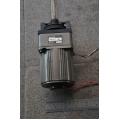 M8RA25G4L Panasonic Equivalent M8GA7.5B Helical Gearbox, 80mm, Ratio 7.5:1, Speed 200rpm (50Hz), To Suit 25W Motors, CE