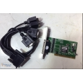 NCR 4 Port Serial Adapter - JJ-P04193-S7 (3212-K304)