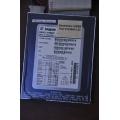 "Seagate ST5660N-122 125MB 3.5"" 50 pin SCSI Hard Disk"