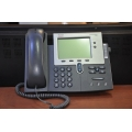 Cisco 7942G VoIP Phone CP-7942G 68-3430-01 A0