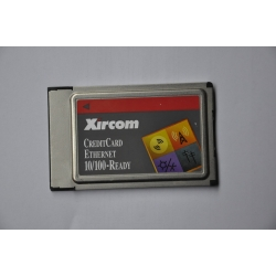 Xircom CreditCard Ethernet 10/100 Adapter (CE3B-100BTX)