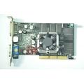 nVidia GeForce FX 5500 256MB AGP Ekran Kartı