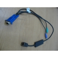 Dell OK9442 PS2+VGA KVM switch SIP/POD Module cable adapter