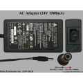 Delta ADP-36XB 24V 1500mA 1.5A AC Power Adapter