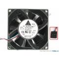 Delta Electronics AFC0912DE Server - Square Fan