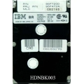 "IBM WDA-280 80Mb 2.5"" 18mm Notebook HDD"