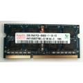 Hynix 2GB PC3-8500S CL7 DDR3-1066MHz Notebook Memory Module HMT125S6TFR8C-G7