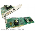 IBM GXT4500P DVI PCI with Fan Graphics Card 00P4474 09P6696 Mini DIN 3.3v 64Bit - 00P4474