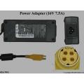 Ibm 16V 7.5A 02K7093 02K7094 93P5021 PA-1121-06I Adaptör