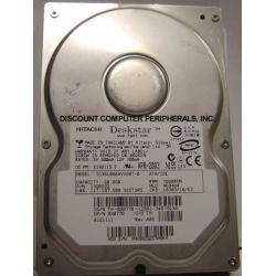 Hitachi IC35L060AVV207-0 40GB 7200RPM IDE HDD 07N9673 19K1568