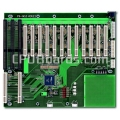 IEI PX-14S3-R2 14-slot backplane with 12 PCI slots and 2 ISA Bus slots