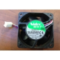Nidec BETA V TA225DC 60mm x 600mm x 25mm 12V 0.18Amp Fan with 3-Pin Connector