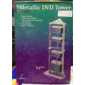 Addison Metallic 36 lı Dvd Tower