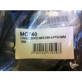 MC740-10M - CABLE SVHS MINI DIN 4 PTS MALE / MALE