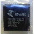 Samsung NOVATEK NT68F63LG Empty IC chip