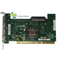 LSI LSI22320-HP Ultra320 Dual Channel SCSI HBA PCI-X Raid Controller Card 272653-001 U320