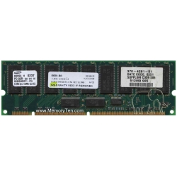 M390S6450DT1-C7A ABI 512MB ECC SD RAM 168p PC133 CL3 18c 64x4 1Rx4 3.3V