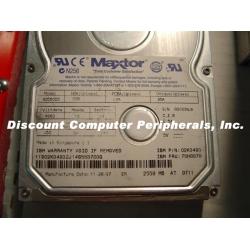 MAXTOR 82560D3 DIAMOND 1750 2560MB IDE HDD