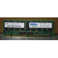 MICRON MT18LSDT6472G-133C3 PC133R-333-542-B2 512MB CL3 ECC SD RAM