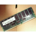Micron 512MB DDR PC-1600 PC-1600R Server RAM MT18VDDT6472G-202B1