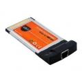Notebook upTech PCMCIA Ethernet Kart SW101