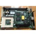 AAEON SBC-557-A10 CPU Boards-Half-Size CPU Card, Super 7, SVGA, LAN