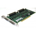 Symbios SYM22802 2 Channel PCI HVD SCSI Card 22802