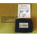 Verifone 8000/8010 Li-Ion Battery Pack Model 80BT-LG-M05 for Nurit Wireless Terminal