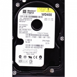 Western Digital 40GB WD400BB-75FJA1 IDE Hard Drive
