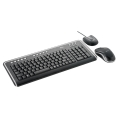 Trust Wireless Optical Slimline Deskset DS-3200 Kablosuz Klavye Mouse Set