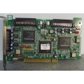 Adaptec PCI Dual Wide Ultra SCSI Controller Card Model AHA-3940UW