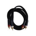 Belkin İkili Siyah Tos Kablo